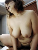 Yukari Asian babe rides hard shlong and gets sperm in her mouth