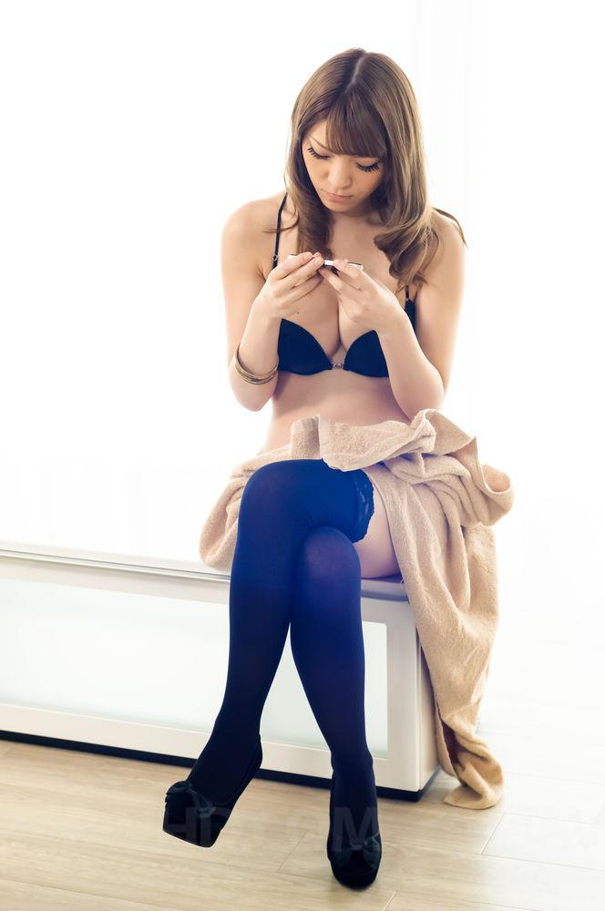 Pantyhose High Heels Cum