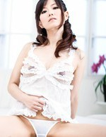 Manami Komukai Asian with round bazoom bas is deeply screwed