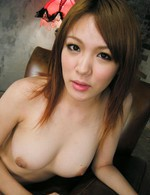 Rei enjoys having her body oiled up and a hard cock stuffed in