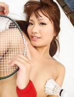 Suzu Minamoto Asian with round behind has juicy nooky screwed