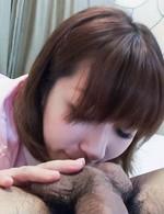 爆乳マッサージ嬢みなみゆきちゃんがフェラご奉仕。生ファックでガン突き、イクイクとメス犬のように喘ぎまくり!