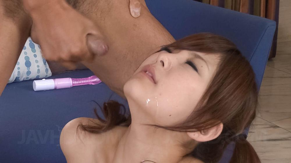 Slutload cum in mouth titts