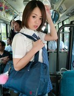 Yuna Satsuki Asian sucks strangers boners and has cans touched