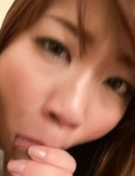 Mayuka Akimoto Asian has nude jugs and appetite for blowjob
