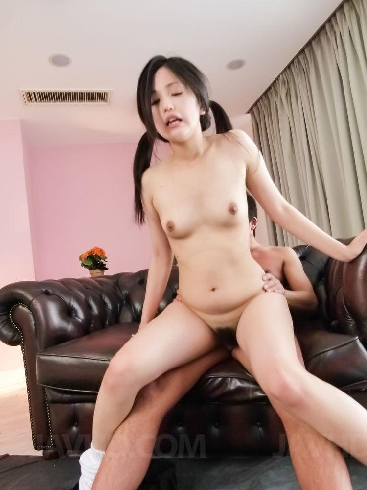 Japanese mom loves anal sex 9