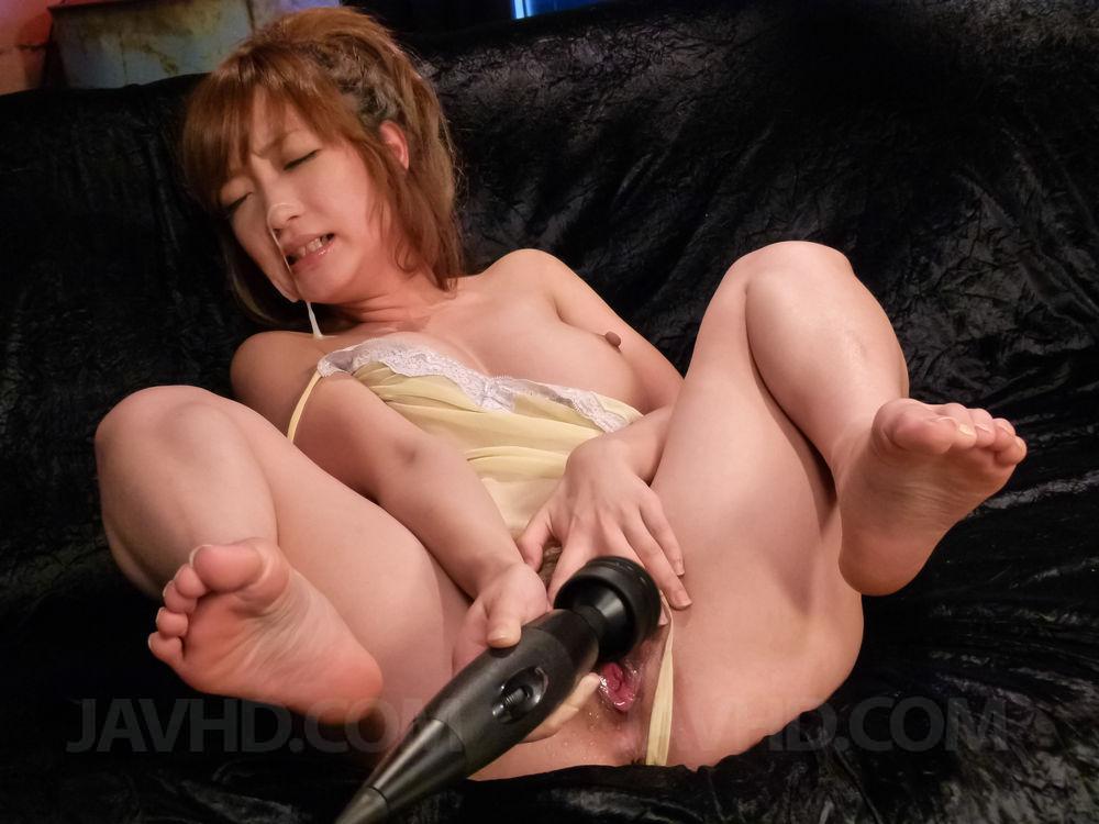 Japanese sperm on face