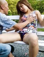 夏のリゾート地でS級美女を青姦!誰かに見られるかも知れない。そんな気持ちが更に興奮させるのか、あやかちゃんは大絶叫!