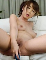 Marika gets vibrator on wet pussy and wants one inside it too