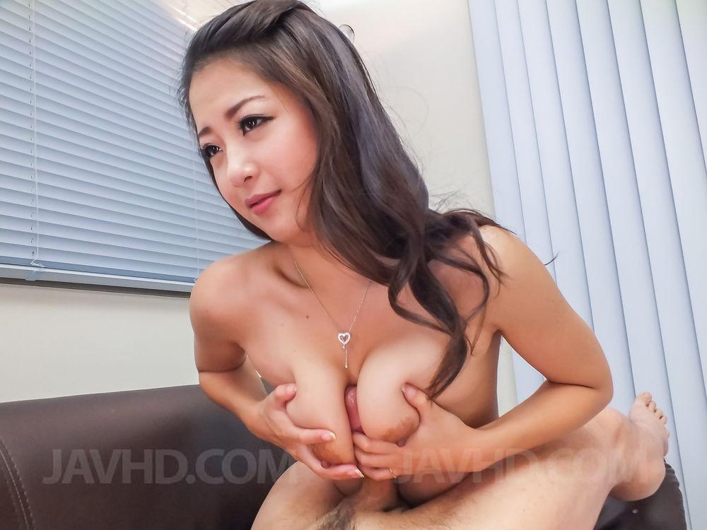 image Asian satomi suzuki provides serious pleasures on cocks