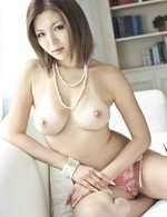 Mai Kuroki Asian with beads on naughty cans is doggy screwed