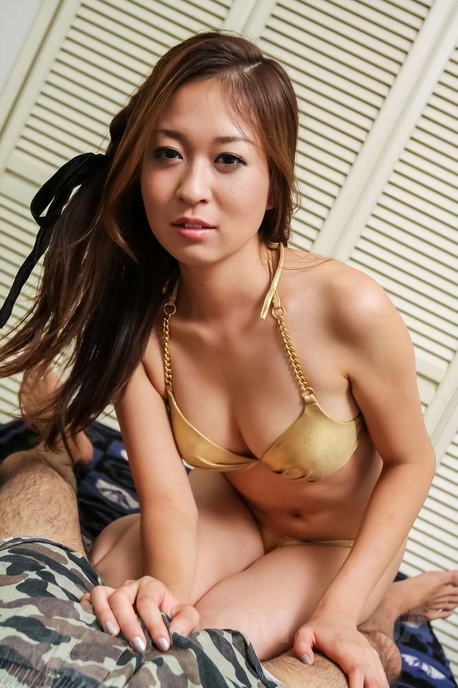 Arisa nakano wants cock in each of her love holes 10