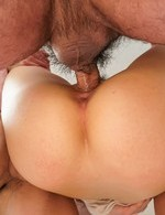Yuri Honma Asian strokes and licks dicks she gets in hairy pussy