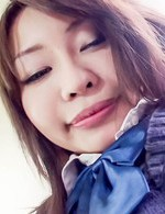 Sakura Anna Asian with exposed cans gets tool deeply in poonanie