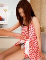 Sweet Suzuka Ishikawa got her bush fingered and pumped with cream