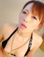 Nazuna Otoi Asian is busy to satisfy four boners in the same time
